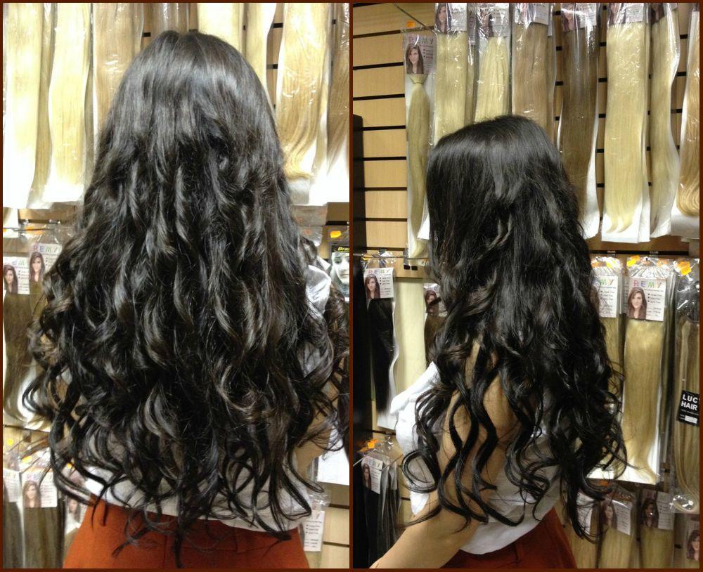 Сайты заказа натуральных накладных волос
